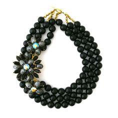 By Moonlit Night necklace by Elva Fields #elvafields