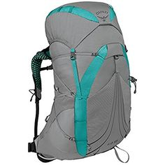 2018 Osprey Eja 58 Pack Review – Ultra Lightweight Backpack  This Osprey Eja 58 pack review is about the largest pack from a new series for women launched in 2018, an ultra-lightweight tool with an excellent ventilation. #osprey #backpacks #backpacksforwomen #hiking #backpacking #outdoorequipment