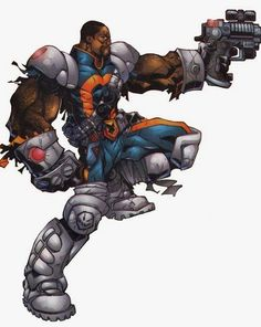 X-Men Days of Future Past : Omar Sy sera Bishop