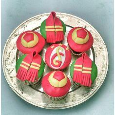 Gs temali cupcake