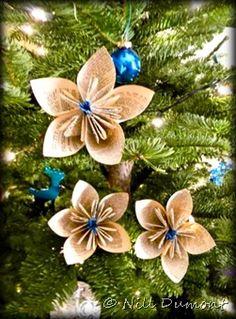 Vila Dumont: Mais ideias de enfeites Natalinos  Entramos em Dezembro e já dá para sentir o gostinho do Natal. Mas ainda dá muito tempo para fazer os enfeites para esse dia tão especial... visite:
