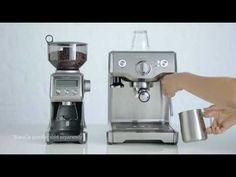 Breville Espresso Maker Reviews: Duo Temp Pro Espresso Machine, Stainles... Breville Espresso, Best Espresso, Espresso Maker, Coffee Maker, Automatic Espresso Machine, Stainless Steel Kitchen, Redline, Loft, Tulle