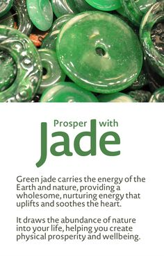 Jade Meaning and Properties