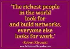 Discover and share Quotes Robert Kiyosaki On Network Marketing. Explore our collection of motivational and famous quotes by authors you know and love. Networking Quotes, Social Media Quotes, Business Networking, Nerium International, Robert Kiyosaki, Home Based Business, Business Tips, Business Notes, Successful Business