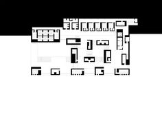 Therme Vals plan 01 / Peter Zumthor Drawings