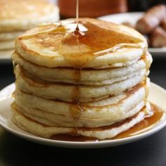 Homemade Pancakes The BEST pancake recipe- I've tried a lot of recipes, and this is by far the best. Perfect pancakes every timeThe BEST pancake recipe- I've tried a lot of recipes, and this is by far the best. Perfect pancakes every time Pancakes Oatmeal, Pancakes And Waffles, Fluffy Pancakes, Dinner Pancakes, Fluffiest Pancakes, Making Pancakes, Best Homemade Pancakes, Best Pancake Recipe Fluffy, Breakfast
