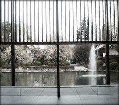 Gallery of Horyuji Treasures, Tokyo, Yoshio Taniguchi Travelling, Tokyo, The Unit, Architecture, Gallery, House, Design, Spaces, Windows