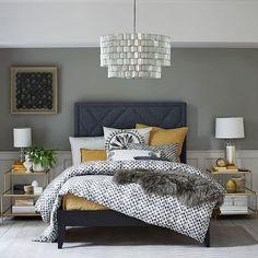 Terrace Side Table - lovely as bedside tables | West Elm