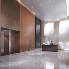 432 Park Avenue Apartments Lobby