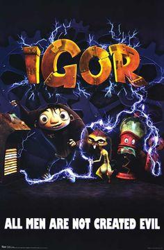 Igor =) I love this movie!