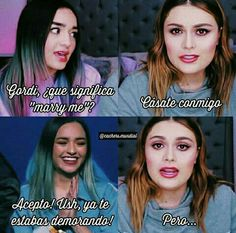 Relationship Goals, Youtubers, Lgbt, Bff, Cosmos, Gems, Friends, Frases, Amor