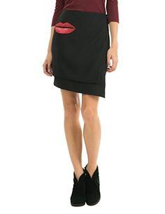 Desigual Circe - Jupe - Trapèze - Imprimé - Femme - Noir (Negro) - FR: 34 (Taille fabricant: 34) Desigual http://www.amazon.fr/dp/B00VMAJLNO/ref=cm_sw_r_pi_dp_qTS8vb14Z21GK