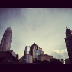high rise & low rise // Uptown Charlotte, NC // {the five senses} in the Queen City #5senses #sight