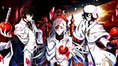 Behold The Trio who'll show you true meaning of evil || BSD