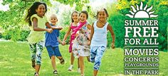 Summer Free for All at Portland Parks & Rec - Movies in the Park, Concerts, Open Play Swim & More!