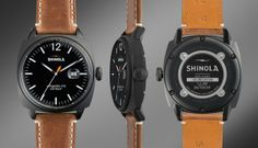 Shinola Brakeman I have this watch. I LOVE this watch.