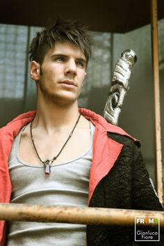 Really awesome Dante cosplay. I may have to try it myself sometime. || Dante DmC 5 by ~GNefilim on deviantART