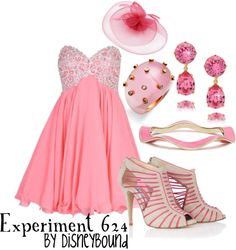 """Experiment 624"" by lalakay ❤ liked on Polyvore"
