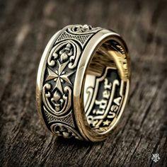 Sólido 925 plata esterlina caracteriza Británico Diseño Celta Brazalete Pulsera 21 Cm