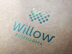 Willow Biopharma concept logo