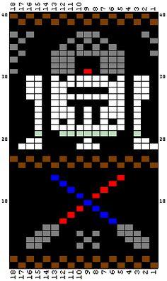 R2D2 pattern - knit