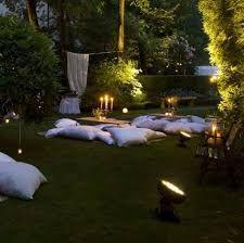 Risultati immagini per festa elegante in giardino
