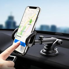 Floveme Strong Suction Adjustable Clip Extendable Arm Car Dashboard Holder for Xiaomi Mobile Phone Car Holder, Phone Holder, Sierra Leone, Mobile Phone Sale, Desktop, Smartphone, Health Insurance Coverage, Car Mount, Motivational Messages
