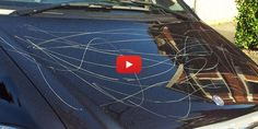 How To Fix Those Scratches On Your Car In Just A Few Minutes...It's Easy & Effective!