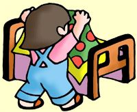 go to bed google search go to bed pinterest clip art rh pinterest com kid making bed clipart making your bed clipart