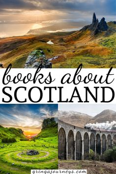 Here are the best books about Scotland! We'll cover Scottish classics, historical fiction about Scotland, mystery, travel, and Scottish history books. #booksaboutscotland #scottishbooks #scottishhistory #scottishhighlands #outlander | Books to read before visiting Scotland | Scottish authors | Books set in Scotland | Books on Scotland | Travel books on Scotland | Scottish romance novels | Scottish historical fiction | Scottish mystery series Scotland Travel Guide, Europe Travel Guide, Ireland Travel, Travel Guides, Travel Tips, Best Travel Books, Travel Movies, Best Places To Travel, Mystery Travel