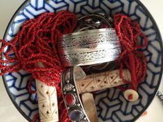 Tibetan Cuff Bracelet