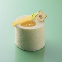 蜂蜜レモンのレアチーズアンリ・シャルパンティエ | Henri Charpentier