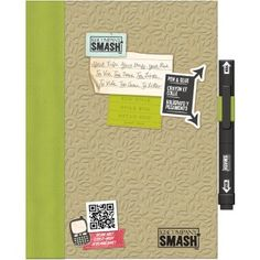eco green - smash - scrapbooking