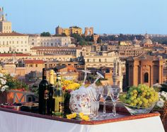 Hassler Roma Hotel - Rome, Italy