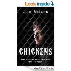 Stella in the Pyrenees   : Book Review: Chickens By Julie McLaren