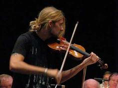 DAVID GARRETT - EXCLUSIVE REHEARSAL - Mendelssohn extrait (cadenza)   pure musical genius