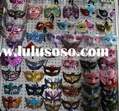 masquerade party masks in bulk