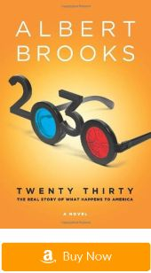Dystopian novels: 2030: The Real Story of What Happens to America
