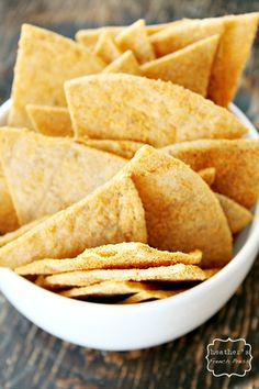 Homemade Doritos and an Old Fashioned Recipe Swap - Heathers French Press