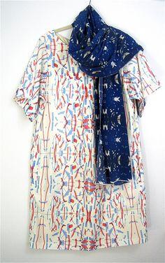 ERMIE Shift dress by Aunt Ermie, via Flickr