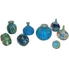 Collection of Mdina Glass