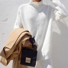 love withe its a very good color better then all black classy and chic