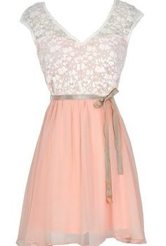Spring dress (would want in a different color though)