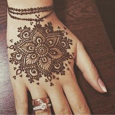 49 Beautiful Henna Tattoo Designs For Girls To Try At least Once - Torturein Egypt Henna Tattoo Designs Arm, Henna Ink, Henna Hand Designs, Henna Tattoo Hand, Henna Body Art, Mehndi Art Designs, Beautiful Henna Designs, Mehndi Patterns, Mehndi Designs For Hands