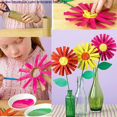 60 creative for kids spring crafts preschool – Artofit Spring is the ideal time to go outside and blow bubbles with your children although springs can be available in many unique forms we generally think Kids Crafts, Crafts For Seniors, Spring Crafts For Kids, Preschool Crafts, Easter Crafts, Art For Kids, Mothers Day Crafts, Valentine Day Crafts, Toilet Paper Roll Crafts
