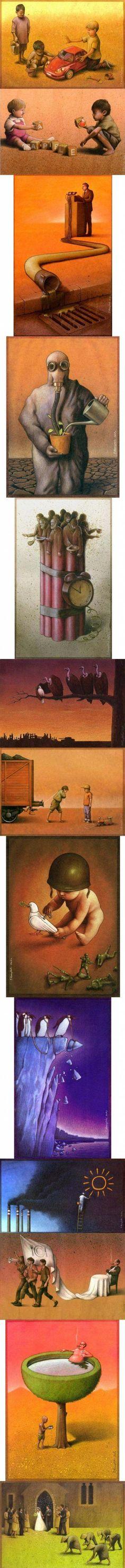 460x5756, 299 Kb / szürrealizmus, karikatúra, illusztráció