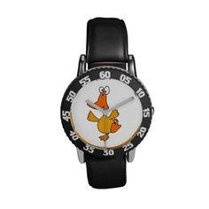 Funny Dancing Duck Watch #ducks #funny #dancing #animals And www.zazzle.com/tickleyourfunnybone*