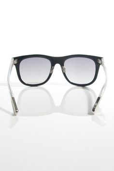gamesinfomation.com Sunglasses in Black & Clear coupon| gamesinfomation.com