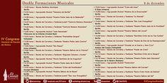 Toda la información del IV Congreso de Bandas