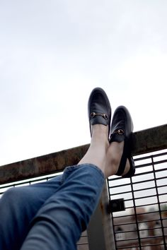 Finally got my hands on the slingback Gucci horsebit loafers!! YAY!